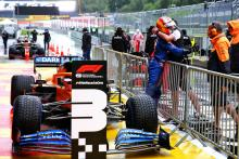 "Sainz 'risked everything' in ""stressful"" F1 Styrian GP qualifying"