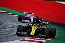 Renault lodge protest against Racing Point after F1 Styrian GP
