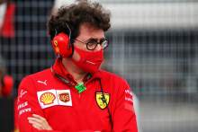 "Binotto will skip ""some races"" this year to focus on Ferrari's 2022 F1 car"