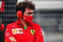 Sacking people won't make Ferrari's F1 car faster - Binotto