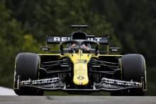 Renault: Ricciardo's F1 car undamaged after FP2 stoppage