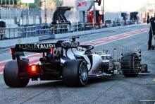 Barcelona F1 Test 1 Day 2 - Thursday 10AM