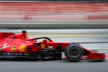 Binotto insists Ferrari has not hid speed in F1 testing