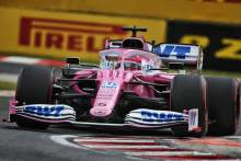 Racing Point may deploy team orders in F1 Hungarian Grand Prix