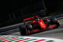 'Blessing in disguise' there were no F1 fans at Monza - Vettel