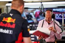 Newey already focusing on Red Bull's 2021 F1 car