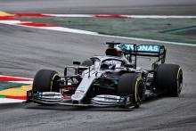 LIVE: F1 Pre-Season Testing - Bottas takes top spot from Ricciardo