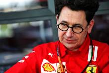 Ferrari CEO: Binotto role not under threat despite dismal F1 campaign