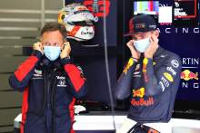 "Christian Horner ""100 percent sure"" Verstappen will be at Red Bull F1 in 2021"