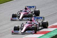 "Stroll: Racing Point ""debatably'' second fastest in Styrian F1 GP"