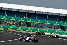 F1 70th Anniversary Grand Prix 2020 - Race Results