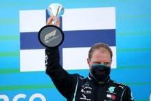 Bottas bemoans 'bad' season as F1 2020 title hopes slip away