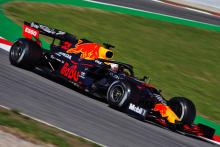 Verstappen: It's great to break lap records but I prefer good racing