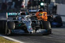 Barcelona F1 Test 1 Day 2 - Thursday 5PM