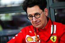 Binotto: COVID-19 pandemic changed Ferrari's stance on Vettel