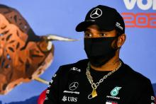 Lewis Hamilton still treating condensed F1 season as a 'marathon'