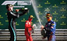 F1 Driver Ratings - Austrian Grand Prix