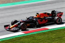 Verstappen fastest in FP2 session that could set Styrian GP F1 grid