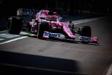 Perez gets F1 Tuscan GP grid penalty for Raikkonen tangle