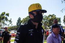 "Ocon explains 'cautious' approach to ""very strange"" Australian GP"