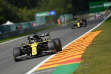 Renault F1 drivers hopeful of first podium of 2020 at Monza