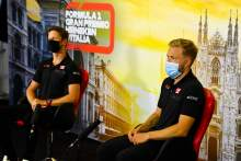'You never really know' - Haas duo provide update on F1 futures