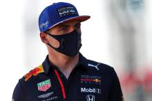 Max Verstappen (NLD) Red Bull Racing.