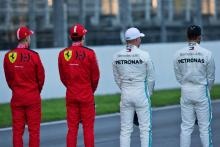 F1 Gossip: Mercedes suspects Ferrari of hiding true pace