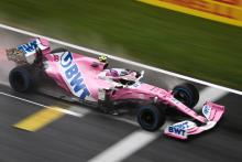Perez expects tough F1 race as rain undoes Racing Point potential