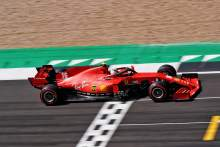 F1 British Grand Prix 2020 - Qualifying Results