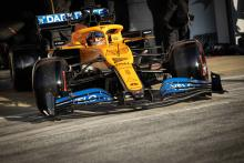 Barcelona F1 Test 1 Day 1 - Wednesday 12noon