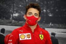 Leclerc explains why he drove without seat belts in F1 Spanish GP