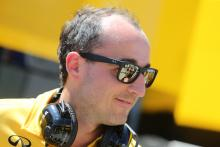 Kubica completes private Williams F1 test at Silverstone