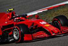 Leclerc 'doesn't know' where pace came from in F1 Eifel GP qualifying
