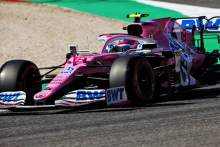 Stroll rues tyre failure which cost him potential Mugello F1 podium