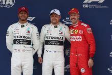 F1 Chinese Grand Prix - Starting Grid