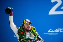 Alonso: From WEC rookie to history maker?