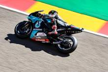 Fabio Quartararo, Aragon MotoGP. 16 October 2020