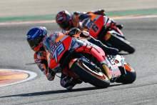 Alex Marquez, Aragon MotoGP. 17 October 2020