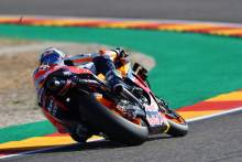Alex Marquez , Aragon MotoGP. 17 October 2020
