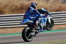Alex Rins , Aragon MotoGP. 17 October 2020