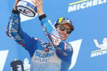 Relief as Rins changes the story to put himself, Suzuki back on top in Aragon