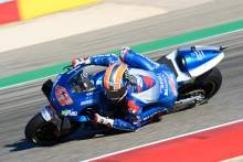 Alex Rins, Teruel MotoGP, 23 October 2020