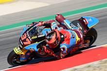 Teruel Moto2 Grand Prix, Aragon - Free Practice (1) Results