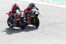 Aprilia 'close, need to do the last step' in MotoGP