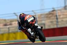 Raul Fernandez, Moto3, Teruel MotoGP, 24 October 2020