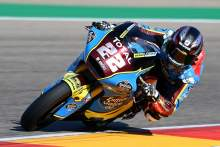 Teruel Moto2: Lowes dominates to claim pole with record pace