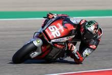 Stefano Manzi, Moto2, Teruel MotoGP, 24 October 2020