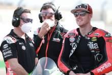 'No looking back': Bradley Smith splits from Aprilia MotoGP team?