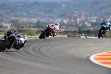 Alex Marquez, Teruel MotoGP race. 25 October 2020
